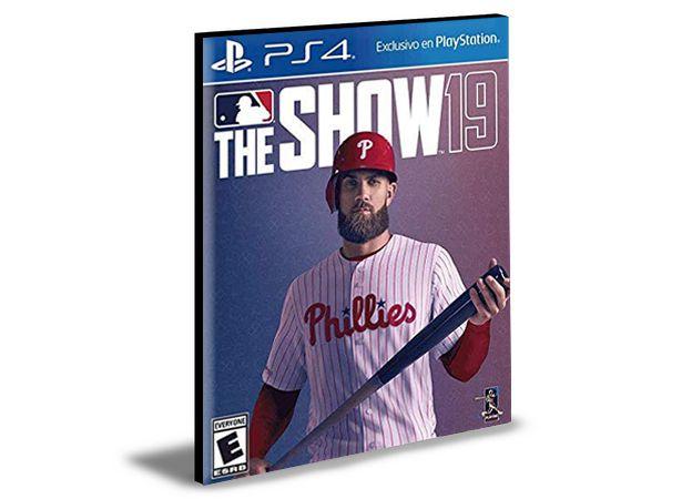 Mlb the Show 2019  PS4 e PS5 PSN  MÍDIA DIGITAL