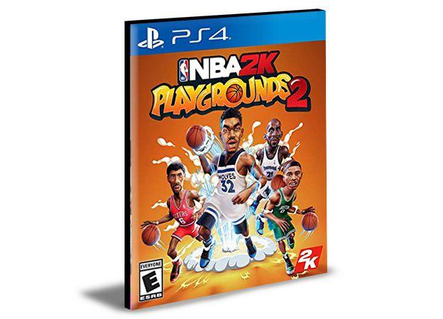 NBA 2K PLAYGROUNDS 2  PS4 e PS5  PSN  MÍDIA DIGITAL
