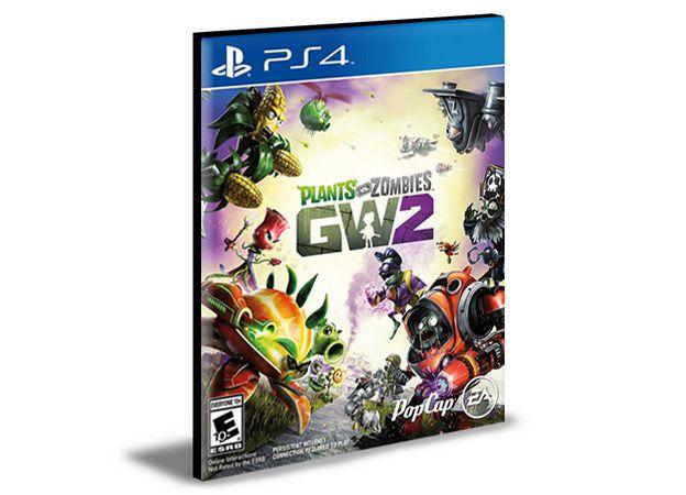 PLANTS VS ZOMBIES GARDEN WARFARE 2 PS4 e PS5 PSN MÍDIA DIGITAL