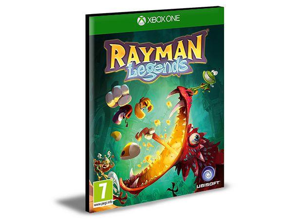 Rayman Legends  PORTUGUÊS Xbox One e Xbox Series X|S MÍDIA DIGITAL