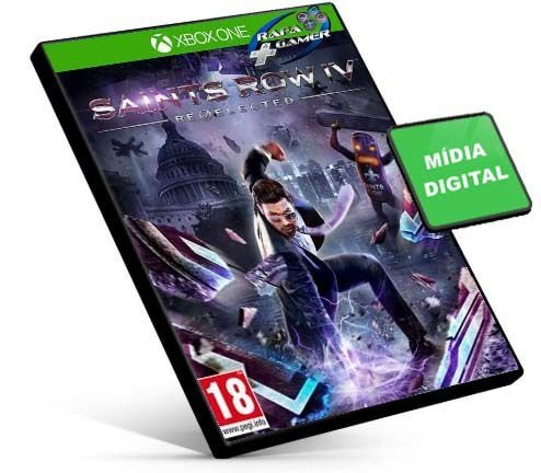 Saints Row IV: Re-Elected | Xbox One | Mídia Digital