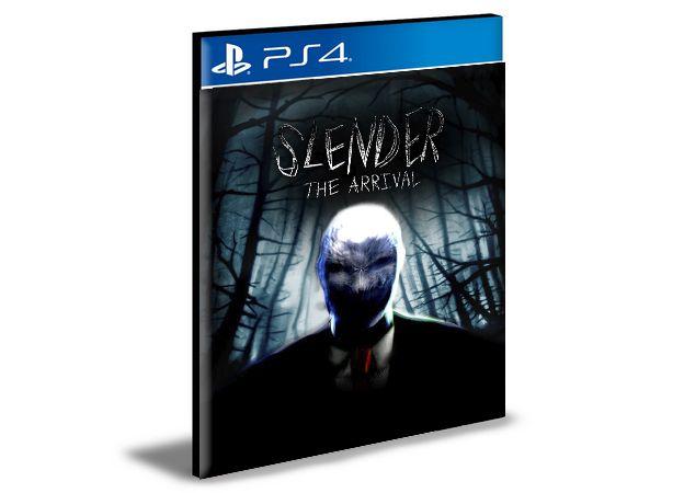 SLENDER THE ARRIVAL   PS4   PSN   MÍDIA DIGITAL