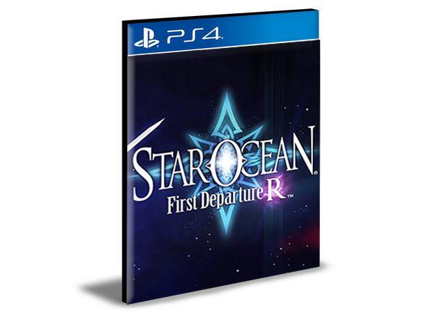 STAR OCEAN FIRST DEPARTURE R | PS4 | PSN | MÍDIA DIGITAL
