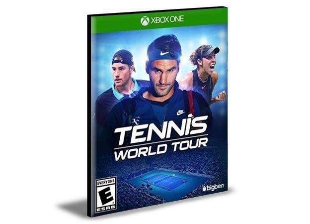Tennis World Tour | Xbox One | MÍDIA DIGITAL