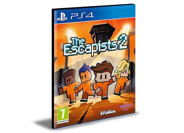 THE ESCAPISTS 2 PS4 e PS5  PSN  MÍDIA DIGITAL