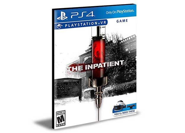 the Inpatient Vr | PS4 | PSN | MÍDIA DIGITAL