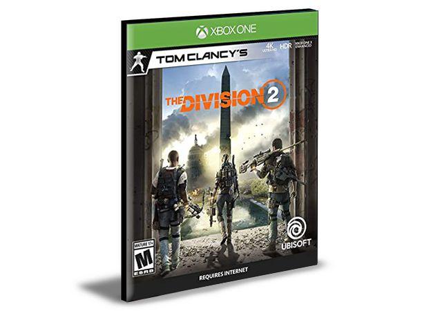 Tom Clancy's The Division 2 | Português | Xbox One | Mídia Digital