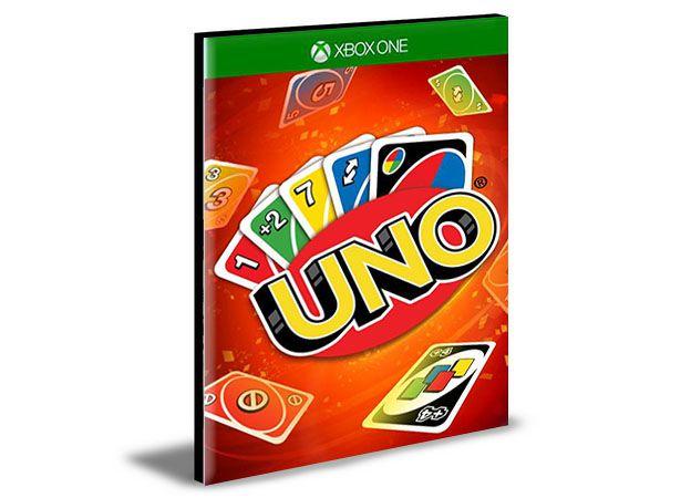 UNO Xbox One e Xbox Series X|S  MÍDIA DIGITAL