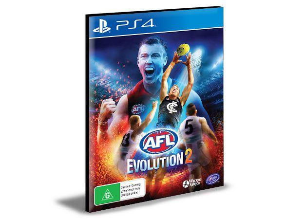 AFL Evolution 2 Ps4 e Ps5  Psn  Mídia Digital