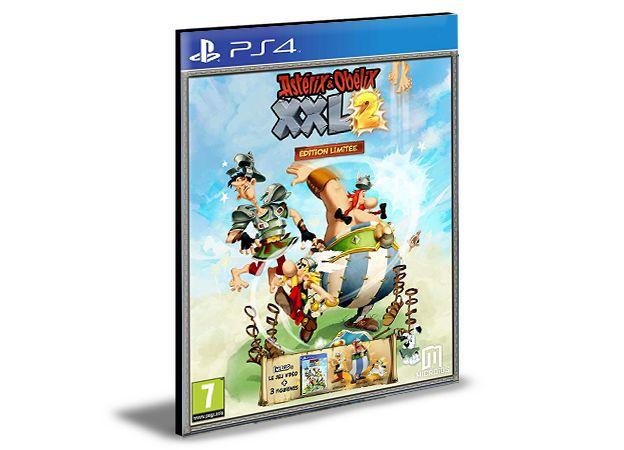 Asterix E Obelix Xxl 2 Ps4 e Ps5  Psn  Mídia Digital