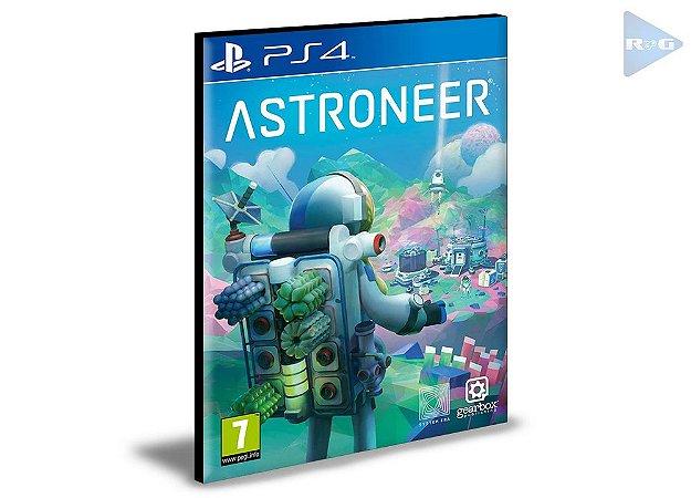 Astroneer | Ps4 | Psn | Mídia Digital