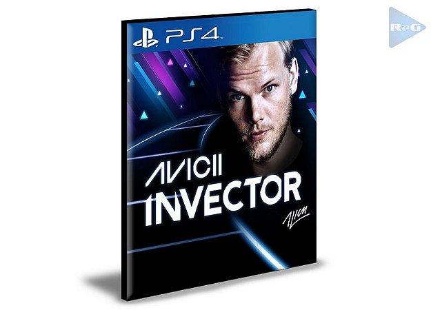 AVICII Invector Ps4 e Ps5 Mídia Digital Psn