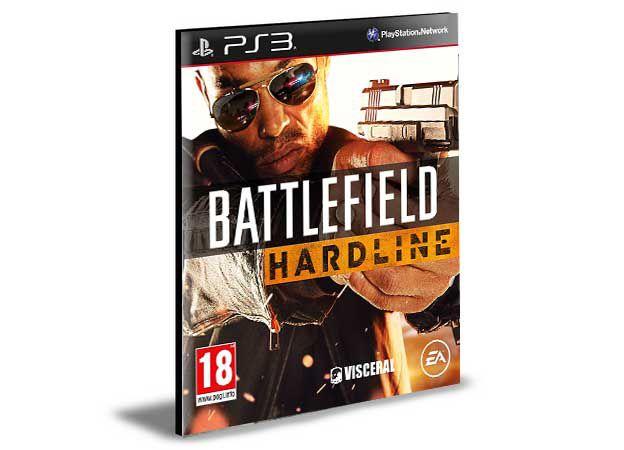 Battlefield Hardline | Português | Ps3 | Psn | Mídia Digital