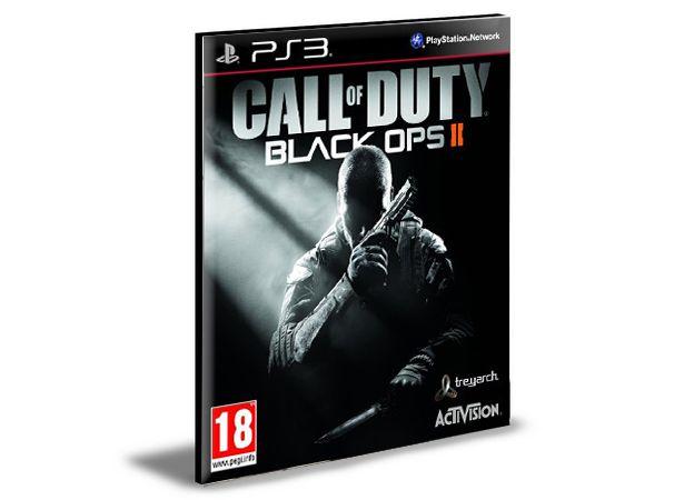 CALL OF DUTY BLACK OPS 2 PORTUGUÊS Ps3 Psn Mídia Digital