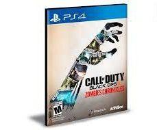 Dlc Call of Duty Black Ops III Edição Zombies Chronicles Ps4 e Ps5 Psn Mídia Digital
