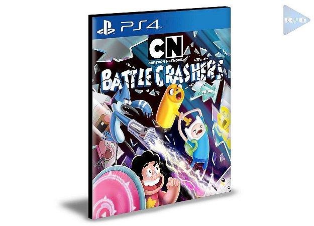 Cartoon Network: Battle Crashers | Ps4 | Psn | Mídia Digital