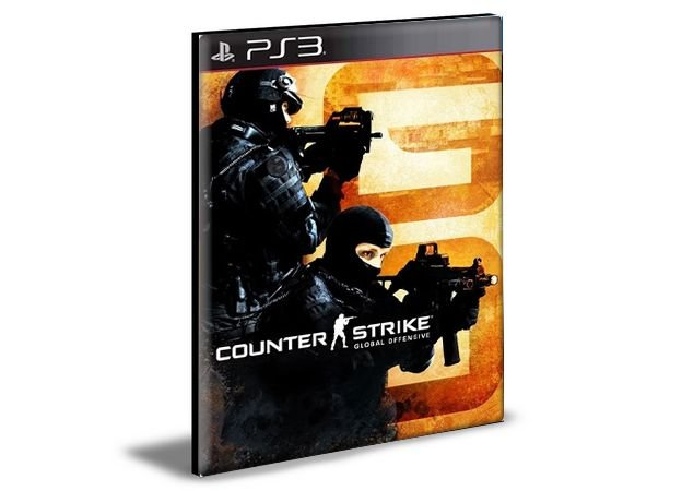 Counter-Strike: Global Offensive | Português | Ps3 | Psn | Mídia Digital