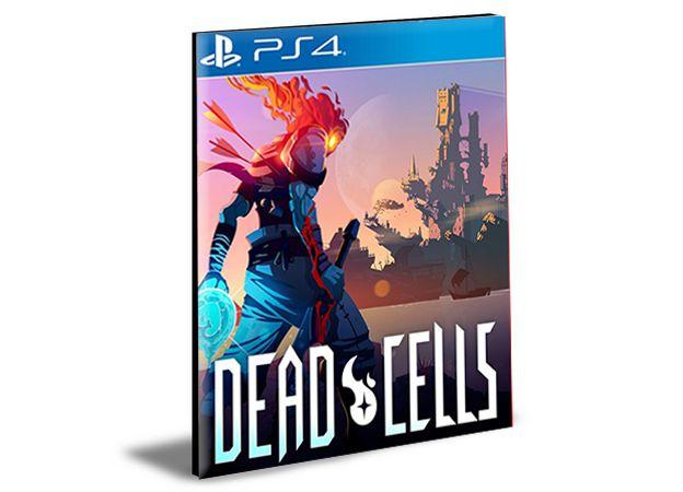 Dead Cells Ps4 e Ps5 Psn Mídia Digital