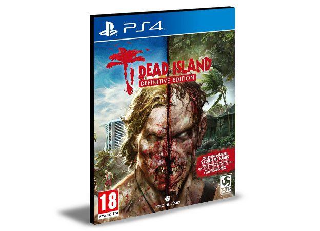 Dead Island Definitive Edition Ps4 e Ps5 Psn  Mídia Digital