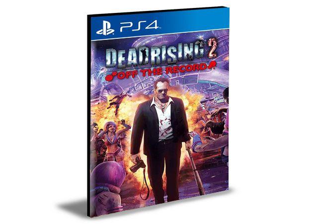 Dead Rising 2 Off The Record Ps4 e Ps5 Psn  Mídia Digital