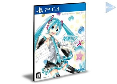 Hatsune Miku : Project Diva X | Ps4 | Psn | Mídia Digital