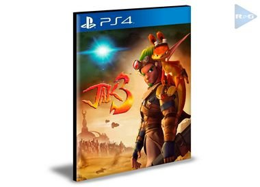 Jak 3 | Ps4 | Psn | Mídia Digital