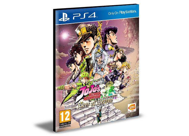 JoJo's Bizarre Adventure Eyes of Heaven PS4 e PS5 PSN MÍDIA DIGITAL