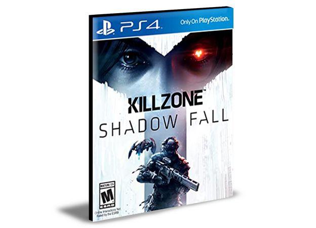 Killzone Shadow Fall  Ps4 e Ps5  Português Mídia digital