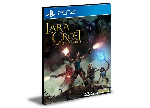 Lara Croft and the Temple of Osiris: pacote Passe de Temporada  PS4 e PS5 PSN  MÍDIA DIGITAL