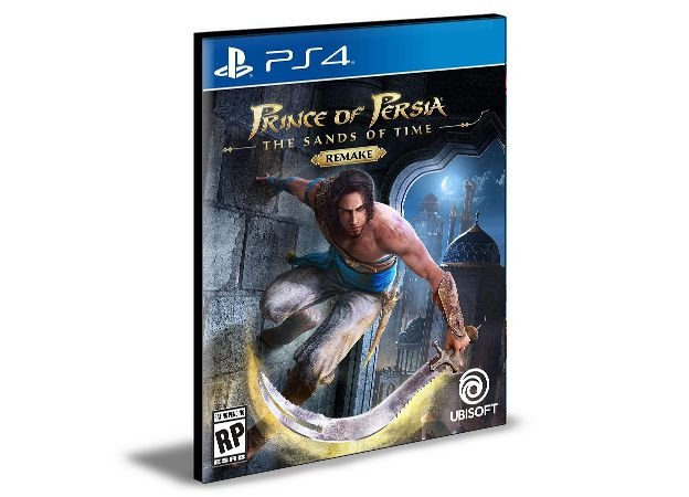 Prince of Persia: The Sands of Time Remake  Ps4 e Ps5 Psn  Mídia Digital