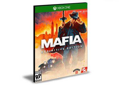Mafia Definitive Edition  Xbox One  MÍDIA DIGITAL