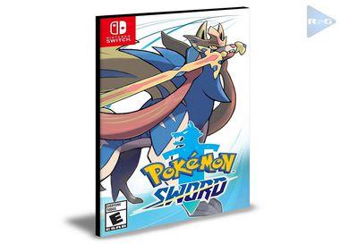 Pokémon Sword | Nintendo Switch | Mídia Digital