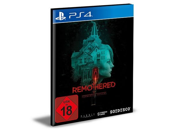 Remothered Tormented Fathers Ps4 e Ps5 MÍDIA DIGITAL