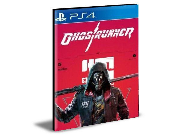 Ghostrunner  Ps4 e Ps5  Psn  Mídia Digital