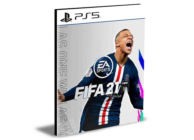 FIFA 21 Ps5 Português Psn Mídia Digital