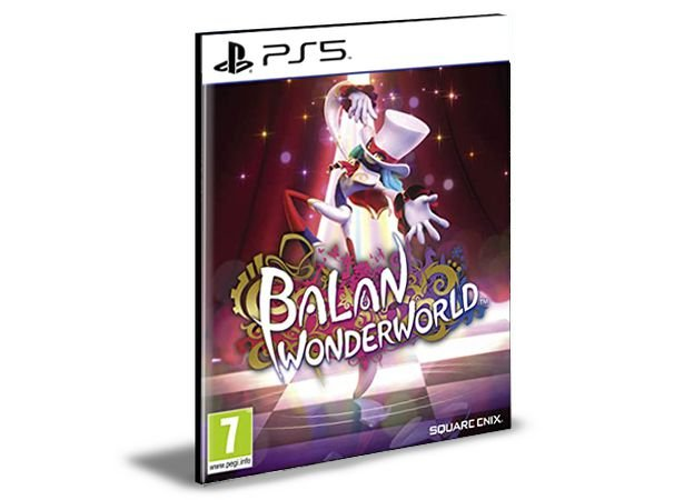 BALAN WONDERWORLD  Ps5 Português Psn Mídia Digital