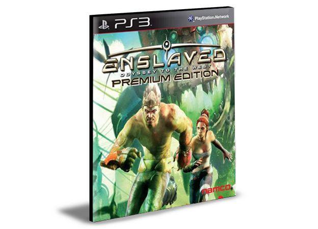 Enslaved Odyssey To The West Premium Edition PS3  Psn  Mídia Digital