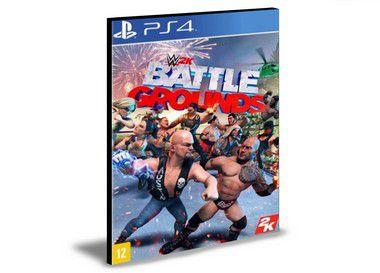 WWE 2K Battlegrounds  Ps4 e Ps5  Psn  Mídia Digital