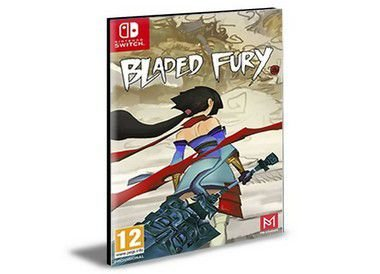 Bladed Fury NINTENDO SWITCH Mídia Digital