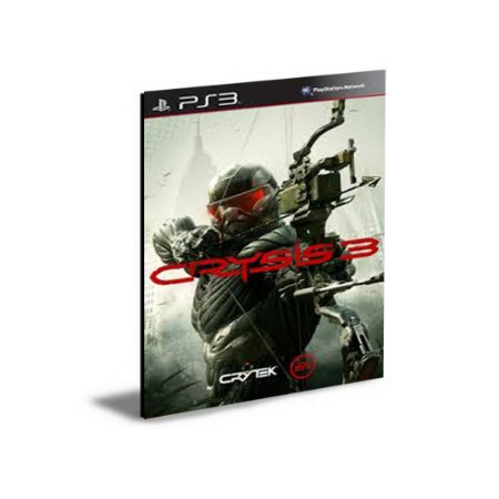 CRYSIS 3  Ps3  Psn Mídia Digital