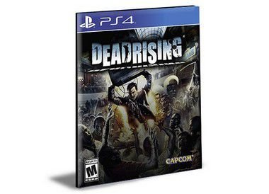Dead Rising Ps4 e Ps5  Psn Mídia Digital
