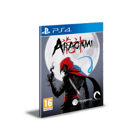 Aragami  Ps4 e Ps5  Psn  Mídia Digital