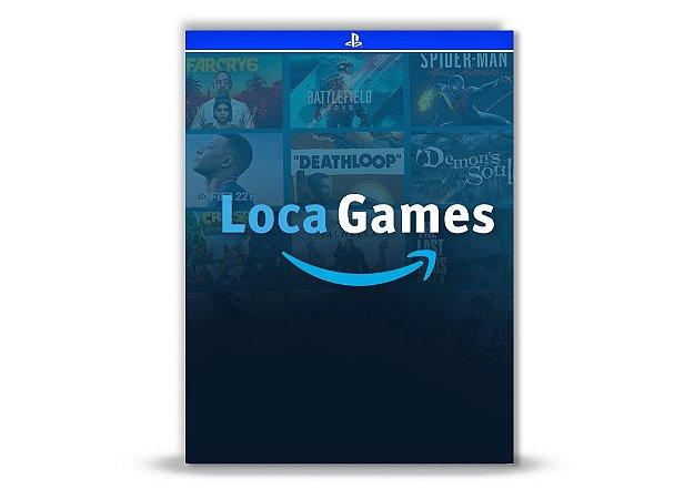 LocaGames Ps4 e Ps5