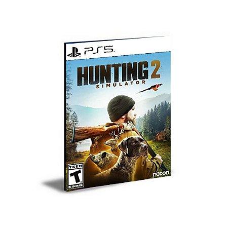 Hunting Simulator 2 PS5 PSN MÍDIA DIGITAL