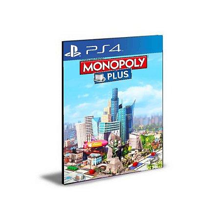 MONOPOLY  Plus  PS4 e PS5 PSN MÍDIA DIGITAL