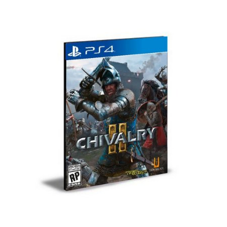 Chivalry 2 Ps4  Psn  Mídia Digital