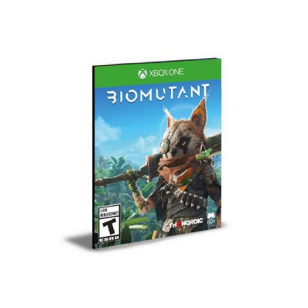 Biomutant Xbox One e Xbox Series X|S Mídia Digital
