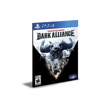 Dark Alliance PS4 PSN MÍDIA DIGITAL