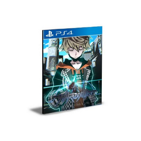 NEO The World Ends with You PS4 e PS5  PSN  MÍDIA DIGITAL