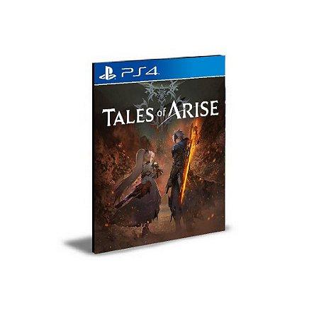 Tales of Arise  Ps4 PSN  MÍDIA DIGITAL